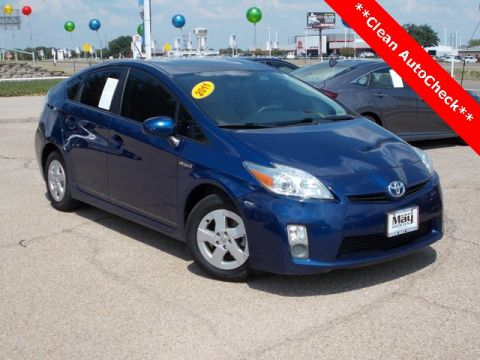 Pre-Owned 2011 Toyota Prius